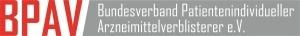 BPAV Bundesverband Patientenindividueller Arzneimittelverblisterer e.V.