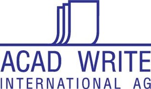 Logo Acad Write International AG