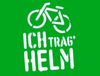 "Initiative ""Ich trag' Helm"""