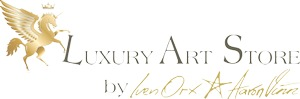 Luxury Art Store by Iven Orx und Aaron Vinn