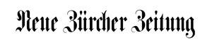 Neue Zürcher Zeitung AG
