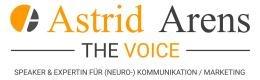 Astrid Arens - Speaker und (Neuro-) Kommunikationsexperte