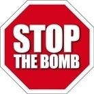 STOP THE BOMB Kampagne