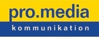 Logo pro.media kommunikation gmbh