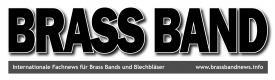 BRASS BAND - Internationale Fachnews für Brass Bands und Blechbläser