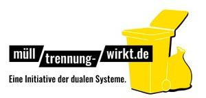 """Initiative """"Mülltrennung wirkt"""""""