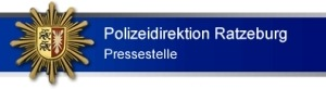 Logo Polizeidirektion Ratzeburg