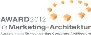 Award für Marketing + Architektur