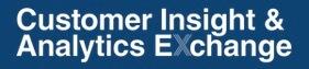 Customer Insight & Analytics Exchange