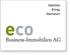 Logo ECO Business-Immobilien AG