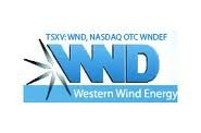 Western Wind Energy Corp.