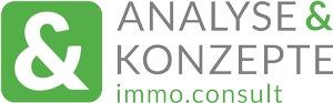 Analyse & Konzepte immo.consult Beratungsgesellschaft für Wohnen, Immobilien, Stadtentwicklung mbH