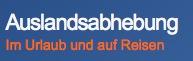 Auslandsabhebung.de