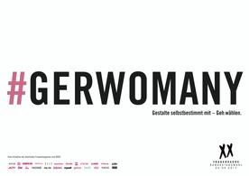 #GERWOMANY