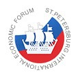 Logo St. Petersburg International Economic Forum Foundation