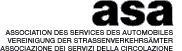 asa - Vereinigung der Strassenverkehrsämter / Association des Services des Automobiles