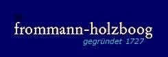 frommann-holzboog Verlag e.K.