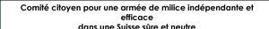 comité référendaire militaire Armée XXI