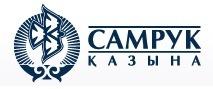 SovereignWealth Fund 'Samruk Kazyna' JSC
