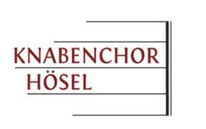 Knabenchor Hösel und Fondazione pro Musica e Arte Sacra
