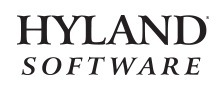 Hyland Software, Inc.