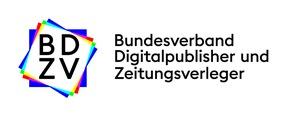 BDZV - Bundesverband Digitalpublisher und Zeitungsverleger e.V.