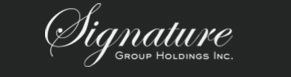 Signature Group Holdings, Inc.