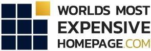 WorldsMostExpensiveHomepage.com
