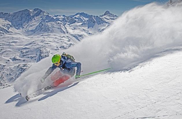 Der PassionPass - die zeitgemäße Versicherung für den Skiurlaub / Digital, flexibel, spontan / Mit dem PassionPass bietet Allianz Travel maßgeschneiderte Sicherheit am Berg und auf der Piste