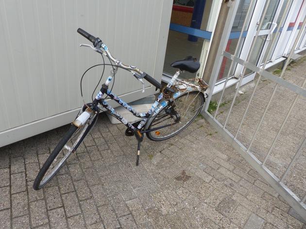 Wer erkennt sein Fahrrad?