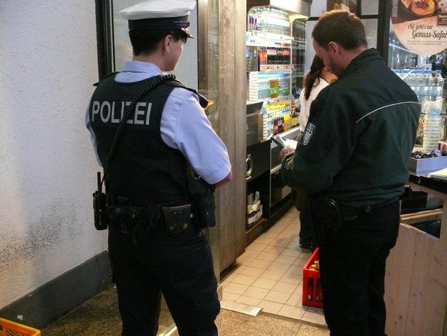 BPOLI S: Gemeinsame Pressemitteilung der Bundespolizei, der Landespolizei BW und des Zolls: Kontrollen am Stuttgarter Hauptbahnhof