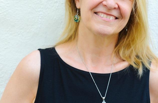 Cornelia Funke liest Kindern live aus Malibu vor