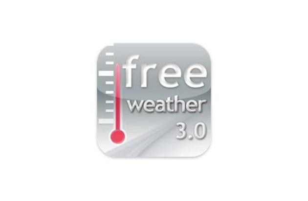 """Free Weather 3.0 logo   Weiterer Text ueber ots und auf https://www.presseportal.ch.  Die Verwendung dieses Bildes ist fuer redaktionelle Zwecke honorarfrei.  Veröffentlichung unter Quellenangabe: """"obs/21 degrees SA"""""""