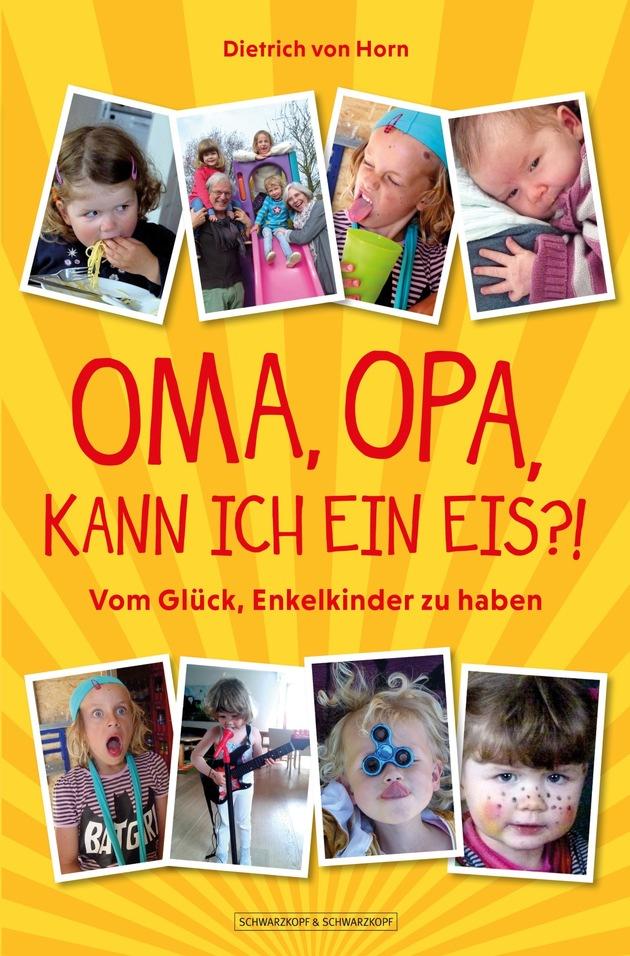 OPA, OMA, KANN ICH EIN EIS - Cover - 2D