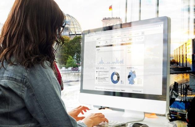 dpa gewinnt mit Polit-X ersten externen Partner auf Digitalmarktplatz dpa-connect