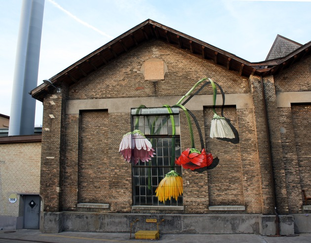 Volvo Art Session 2015 / Zurich Main Station set to be a Mecca for urban art for four days