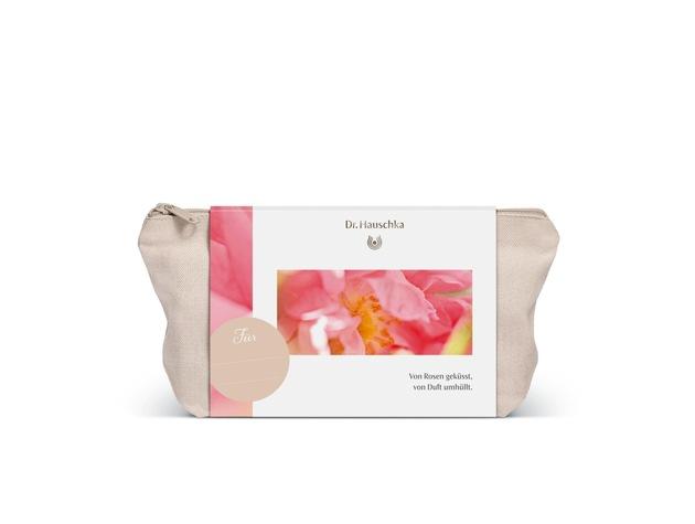 Kosmetiktasche aus 100 Prozent Bio-Baumwolle