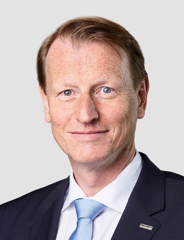 Ulf Heitmüller, Vorstandsvorsitzender der VNG AG