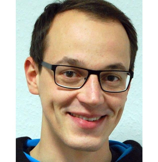 BENJAMIN SCHALLER - Autorenfoto - Privat