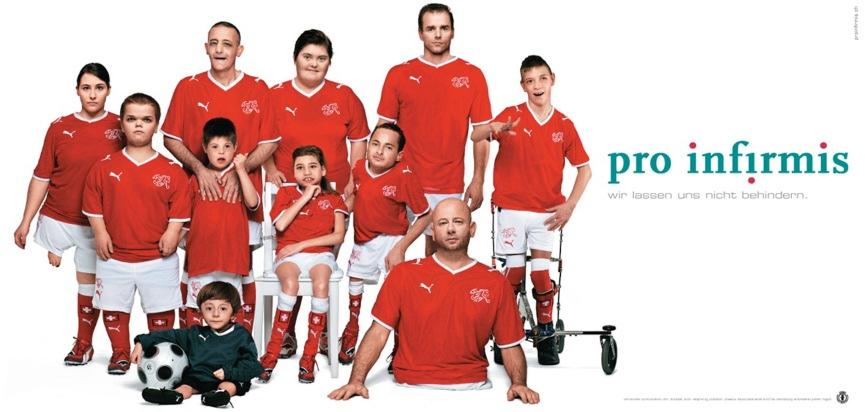 Pro Infirmis: Wir wollen Europameister werden