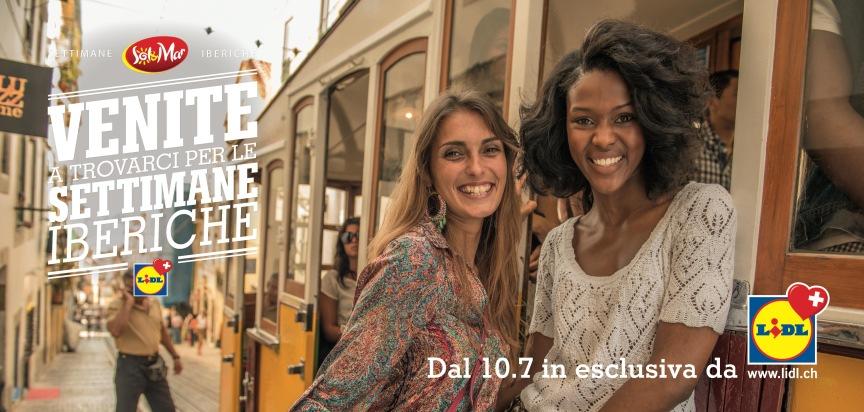 Settimane Iberiche da Lidl Svizzera