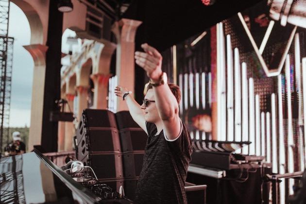 DJ EMPRA, Gewinner des Talentwettbewerbs 2017