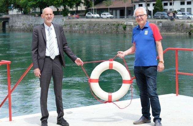 Schweizerische Lebensrettungs-Gesellschaft SLRG: Daniel Koch wird SLRG-Botschafter
