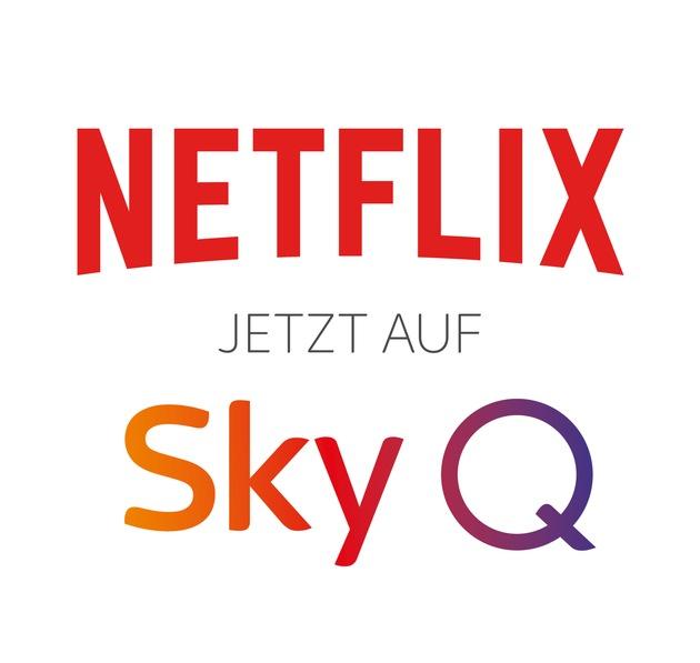 """Präsentation der Kooperation von Sky und Netflix Weiterer Text über ots und www.presseportal.de/nr/33221 / Die Verwendung dieses Bildes ist für redaktionelle Zwecke honorarfrei. Veröffentlichung bitte unter Quellenangabe: """"obs/Sky Deutschland"""""""