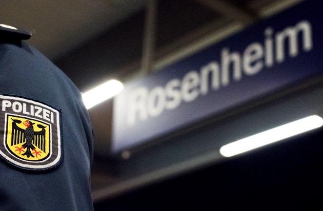 Bundespolizeidirektion München: Bundespolizei ermittelt wegen gefährlicher Körperverletzung