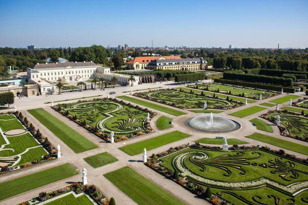 Weltklasse-Kunst zur Versteigerung im Schloss Herrenhausen