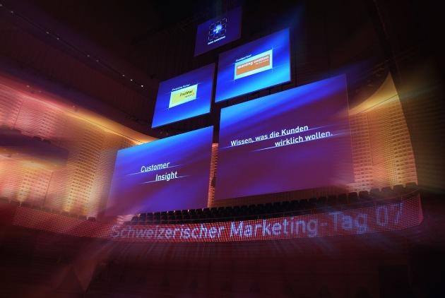 Das Marketing-Ereignis des Jahres 2008: Der Marketing-Tag 08
