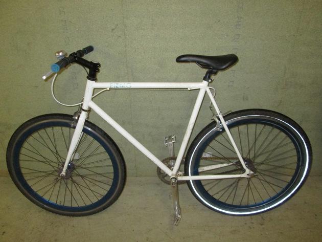 Aufgefundenes Fahrrad (1)