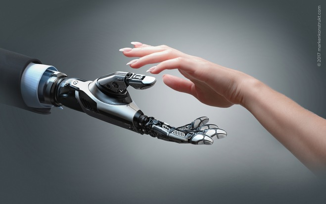 Der Roboter, mein Freund und Helfer - Einsatzmöglichkeiten künstlicher Intelligenzen im Unternehmen
