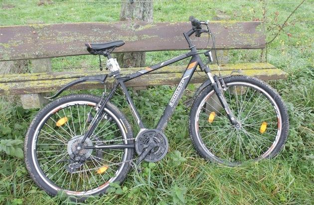 POL-HX: Mountainbike aufgefunden - Presseportal.de